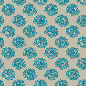 Vector Colorful abstract retro pattern 09