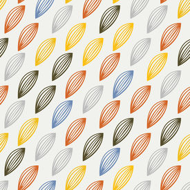 Vector Colorful abstract retro pattern 08