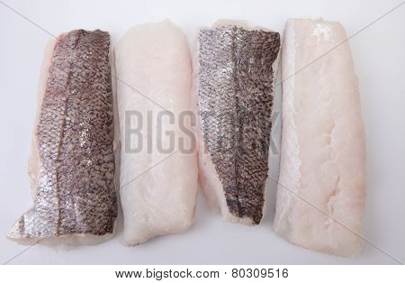 Boneless Hake Steaks