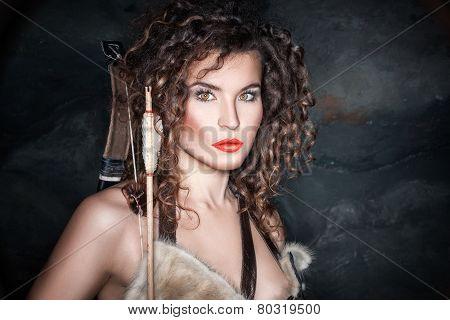 Wild Militant Girl.