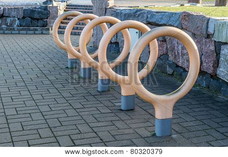 City Bicycle Parking