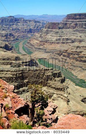 Grand Canyon West Rim Arizona