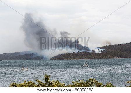 Factory Fire