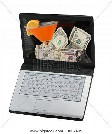 Working, Thinking, Drinking, Money