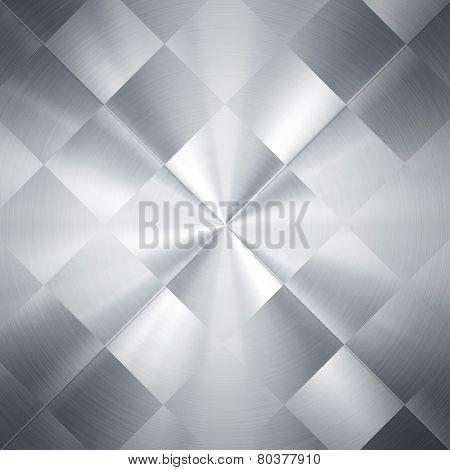 metal pattern background