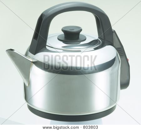 Stainless Steel Kettle
