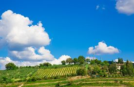 Tuscany, Italian Rural Landscape