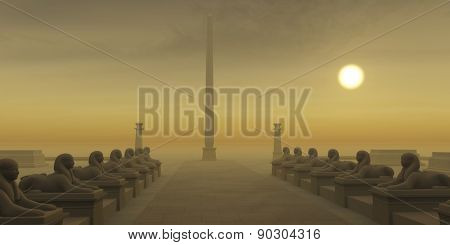 Egyptian Obelisk