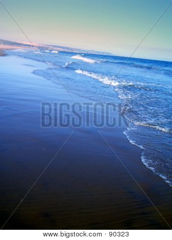 California Beach Angle