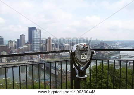 Pittsburgh Tourist View