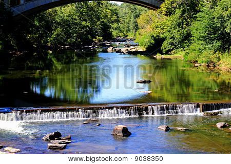 Brandwine River in HDR
