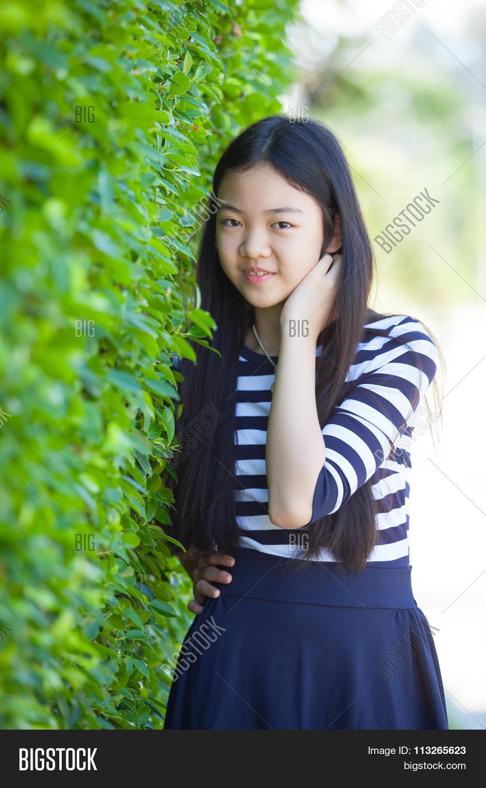 What asian teen girls skirt agree, very