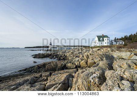 Maine - Lighthouse