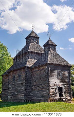 Kysorichy village church