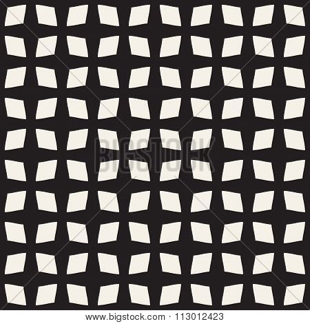 Quadrangle Abstract Seamless Pattern