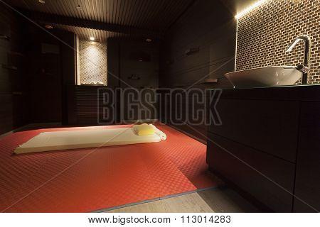 shiatsu massage room