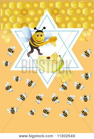 Holiday Of Of Rosh-hashanah