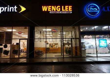 Weng Lee Chinese Kitchen