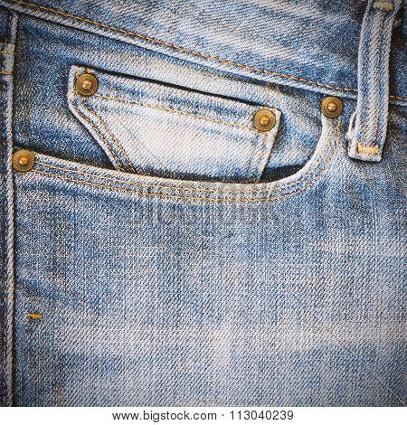 Jeans Texture Fragment