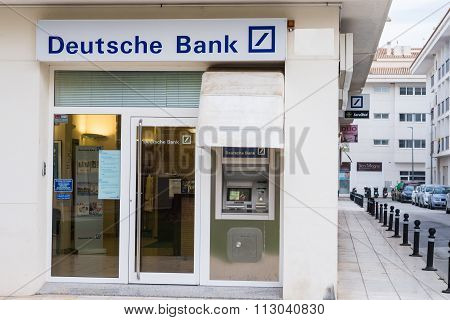 Deutsche Bank Branch