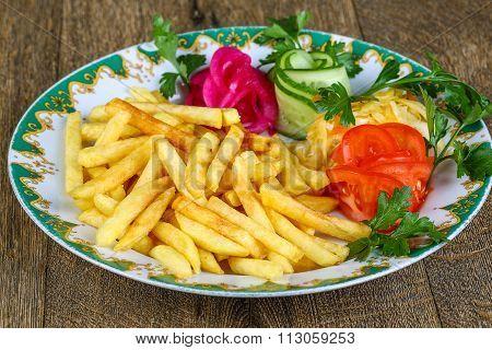 French Fry Potato