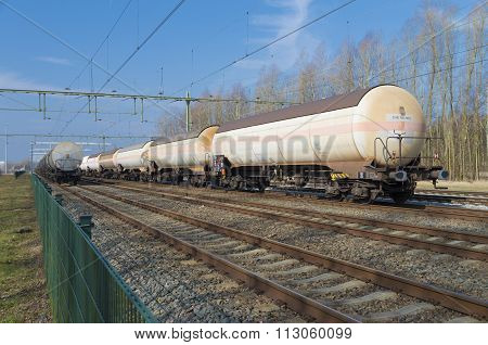 Train Waggon