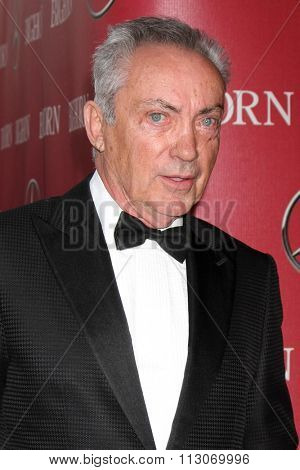 PALM SPRINGS - JAN 2:  Udo Kier at the 27th Palm Springs International Film Festival Gala at the Convention Center on January 2, 2016 in Palm Springs, CA