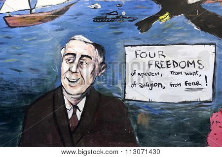 Roosevelt Four Freedoms