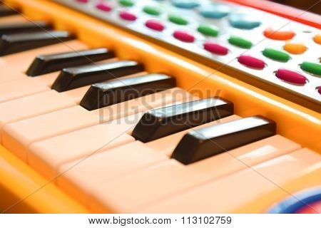 Children electrical toy piano