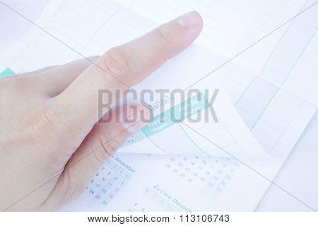 Organizer Calendar Template Paper