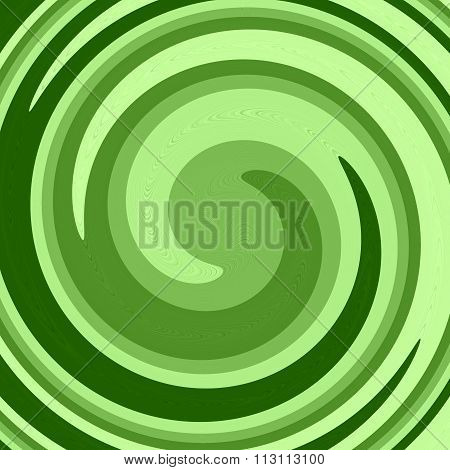 Abstract colored swirl background