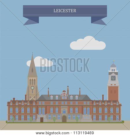 Leicester, England
