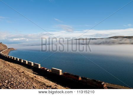 The Columbia River Landscape