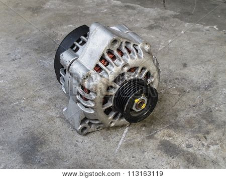 Car Alternator