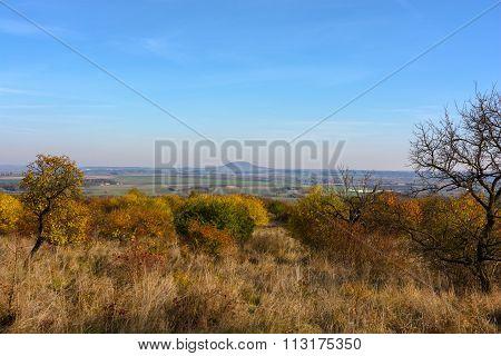 Rip Hill, Central Bohemian Mountain