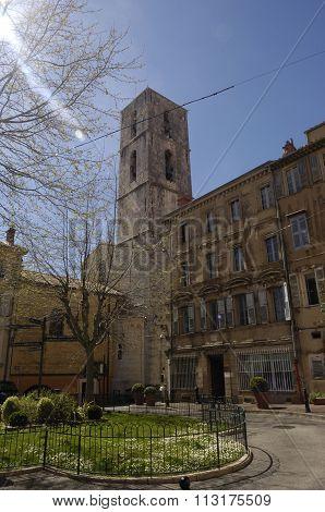 Notre Dame du Puy, Cathedral Grasse