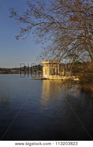 Banyoles Lake, Girona, Catalonia
