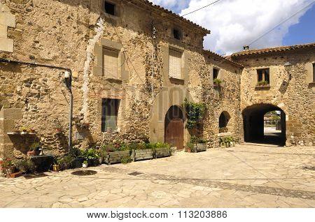 Pubol, Emporda, Girona, Spain
