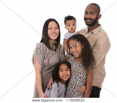 Ethnic Casual Family