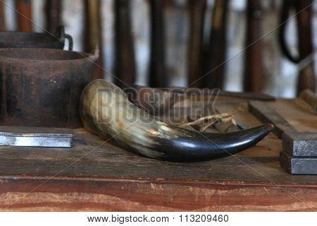 Gunpowder Horn