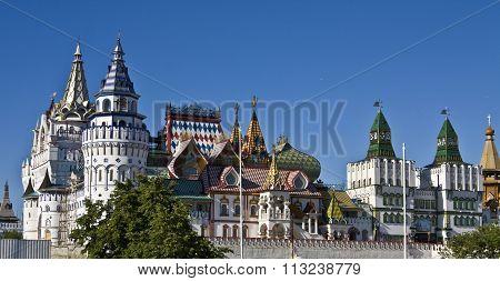 Moscow, Izmaylovo Vernisage