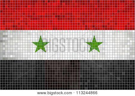 Flag Of Syria.eps