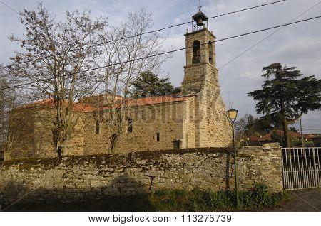 Nuestra Señora De La Asunción, Villardeciervos, Zamora Province, Castilla Y Leon,spain