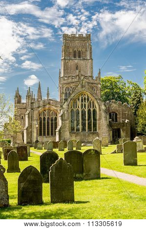 Church of St Peter and St Paul,Northleach,Cotswold