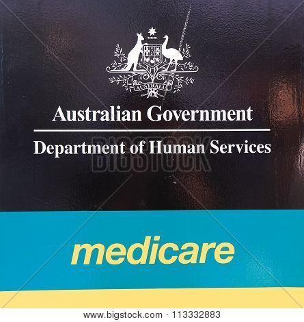 Medicare Department of Human Services Australia