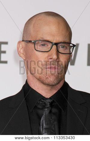 LOS ANGELES - DEC 16:  Mark L. Smith at the