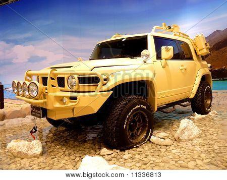 Toyota FJ Cruiser Desert