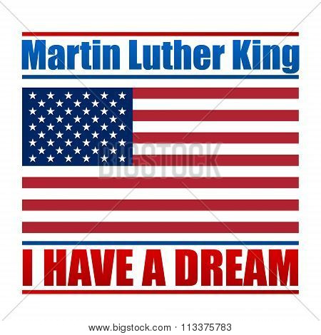 Martin Luther King Day national holiday.