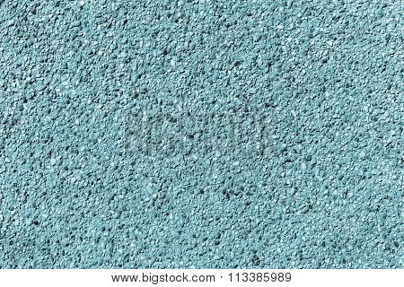 Abstract Stone Granular Texture Of Blue Color