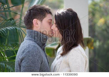 Young Attractive White Couple